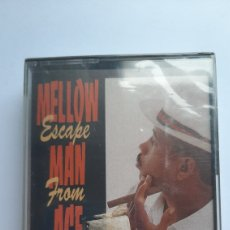 Cassette antiche: MELLOW MAN ACE ESCAPE FROM HAVANA CASSETTE NUEVO. Lote 221827997