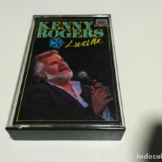 Casetes antiguos: KENNY ROGERS - LUCILLE (CASSETTE/ALBUM) AÑO 1976. Lote 221986463