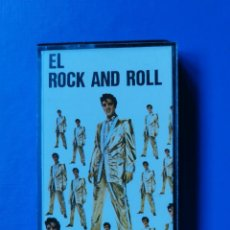 Casetes antiguos: CASETE EL ROCK AND ROLL. Lote 222138800