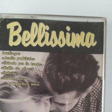 Cassette antiche: BELLISSIMA VOL.1 CASSETTE NUEVO. Lote 222597608