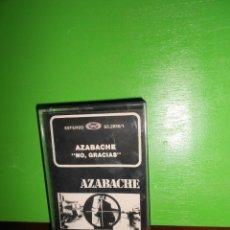 Cassette antiche: AZABACHE - NO GRACIAS - CINTA DE CASSETTES - DISPONGO DE MAS CINTAS DE CASSETTES. Lote 223366921