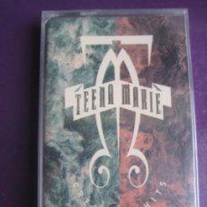 Cassettes Anciennes: TEENA MARIE - GREATEST HITS - CASETE EPIC 1991 PRECINTADA - NUEVO SOUL JAZZ 80'S 90'S. Lote 225049920