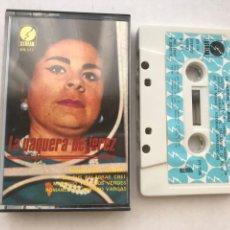 Cassette antiche: LA PAQUERA DE JEREZ 1976 - CINTA CASETE CASSETTE KREATEN. Lote 225169970