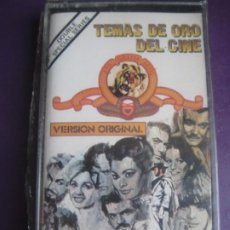 Cassettes Anciennes: TEMAS DE ORO DEL CINE - VERSIONES ORIGINALES - CASETE PRECINTADA - MAGO DE OZ - VIENTO SE LLEVO ETC. Lote 225704740
