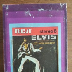 Cassettes Anciennes: ELVIS PRESLEY - MADISON SQUARE GARDEN ********* CARTUCHO SUPER 8 RCA ESPAÑOL ORIGINAL. Lote 226392905