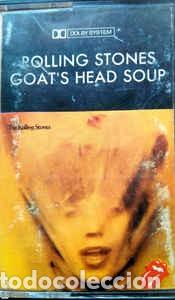 THE ROLLING STONES ‎– GOAT´S HEAD SOUP (Música - Casetes)