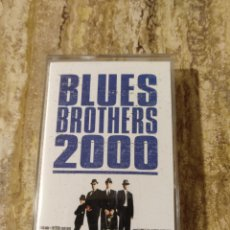 Casetes antiguos: CASETE BLUES BROTHERS 2000 EJEMPLAR PROMOCIONAL. Lote 234127010