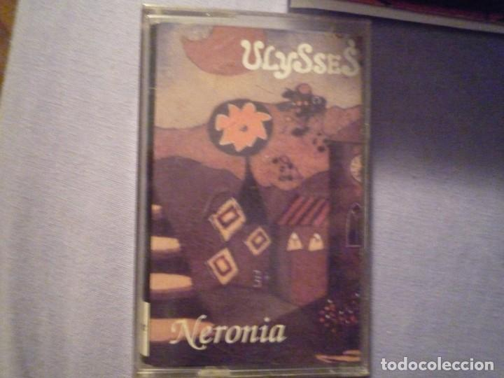 ULYSSES-NERONIA-CASSETTE (Música - Casetes)