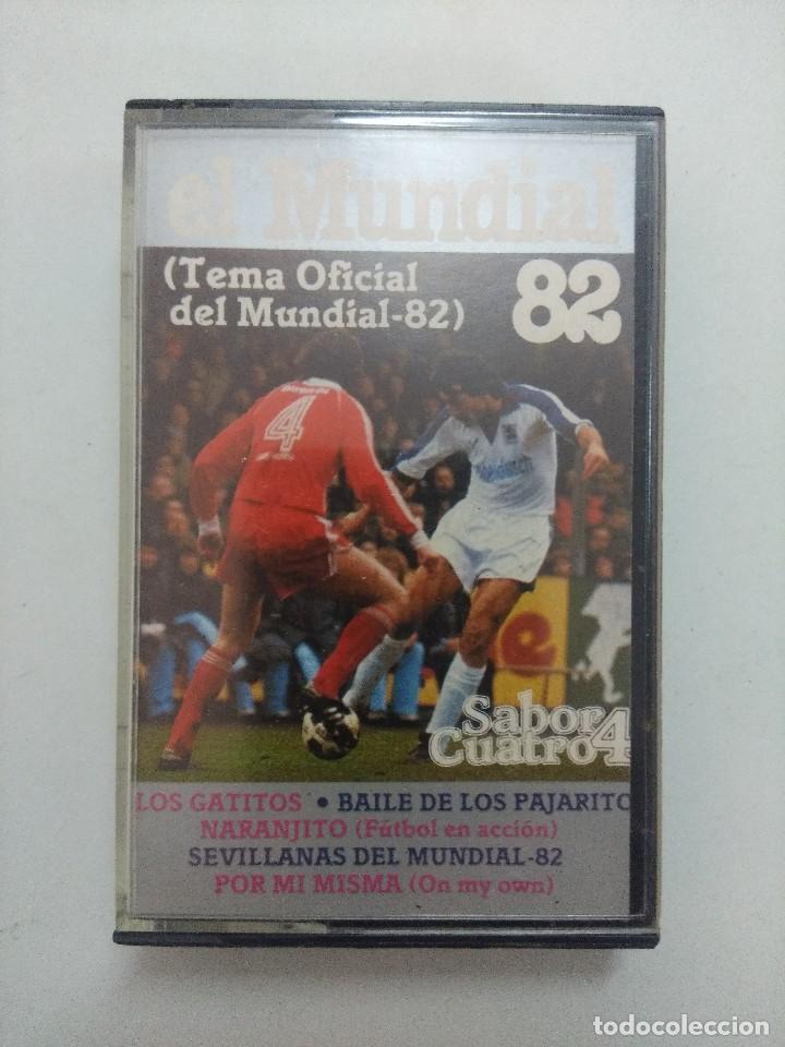CASETE/EL MUNDIAL 82/TEMA OFICIAL DEL MUNDIAL. (Música - Casetes)