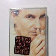 Casetes antiguos: CASSETTE VICTOR MANUEL - SIN MEMORIA - PRECINTADO DE FÁBRICA!! SEALED OF!! NUEVO!! NEW!!. Lote 235123605