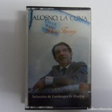 Casetes antiguos: PACO TORONJO // ALOSNO LA CUNA // 1985 // CASETE. Lote 235180645