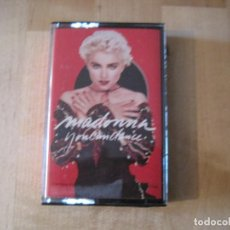 Casetes antiguos: CASETE MADONNA YOU CAN DANCE CASSETTE. Lote 235263015