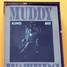 Cassettes Anciennes: MUDDY WATERS: KING BEE - CASETE - CBS / EPIC - 1981 - COMO NUEVA - COMPROBADA. Lote 235326295