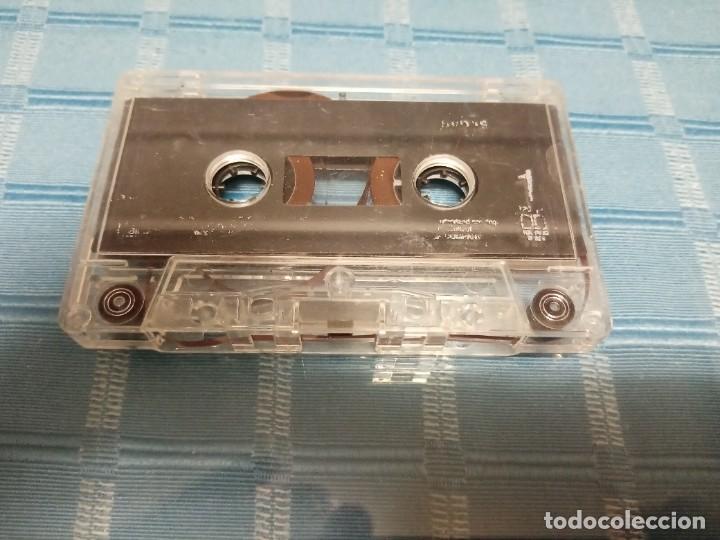 Casetes antiguos: Casete cassette extremoduro - Foto 2 - 235371425