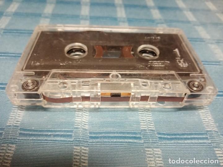 Casetes antiguos: Casete cassette extremoduro - Foto 3 - 235371425