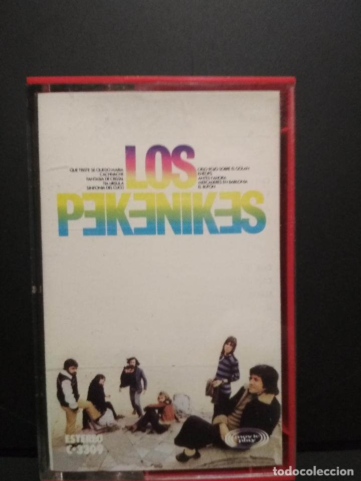 LOS PEKENIKES LOS PEKENIKES CASSETTE SPAIN 1975 PDELUXE (Música - Casetes)