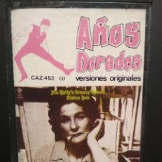 Casetes antiguos: STATUS QUO MA KELLY'S GREASY SPOON CASSETTE SPAIN 1980 PDELUXE. Lote 235797940