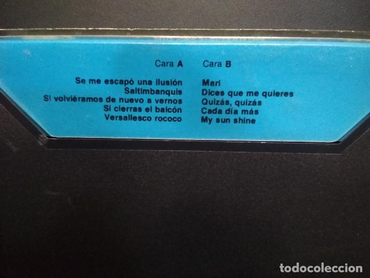 Casetes antiguos: NUEVOS HORIZONTES & JOSE Y MANUEL TELARAÑA CASSETTE SPAIN 1975 PDELUXE - Foto 2 - 235799400