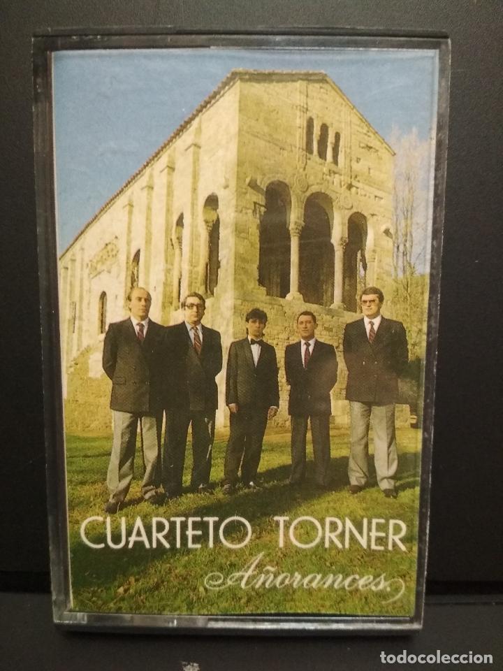 CUARTETO TORNER AÑORANZAS CASSETTE SPAIN 1986 PDELUXE (Música - Casetes)