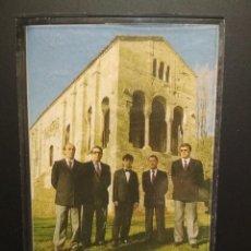 Casetes antiguos: CUARTETO TORNER AÑORANZAS CASSETTE SPAIN 1986 PDELUXE. Lote 235801590
