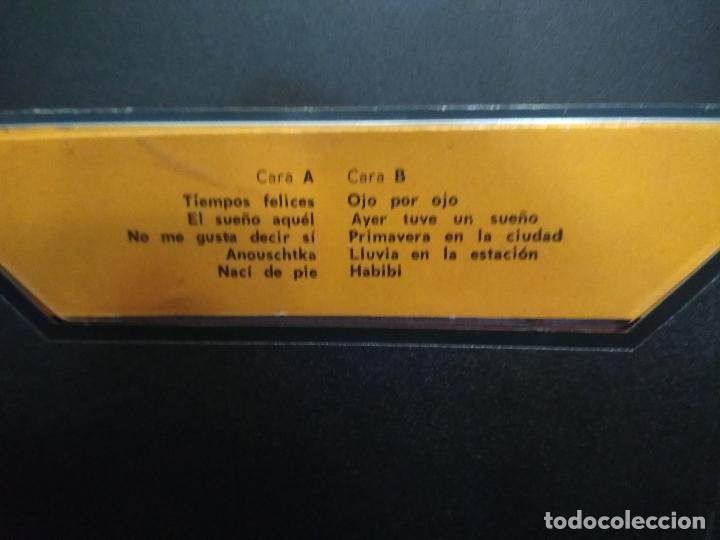 Casetes antiguos: LOS PASOS EXITOS DE LOS PASOS CASSETTE SPAIN 1973 PDELUXE - Foto 2 - 235803905