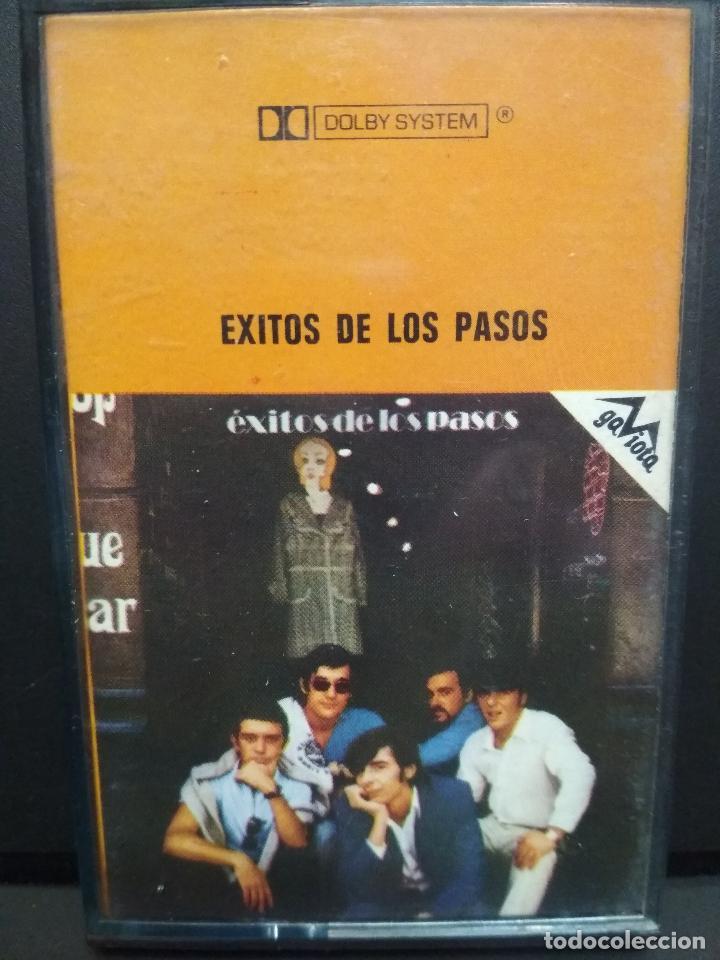 LOS PASOS EXITOS DE LOS PASOS CASSETTE SPAIN 1973 PDELUXE (Música - Casetes)