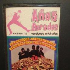 Cassettes Anciennes: STATUS QUO PICTURESQUE MATCHISTICKABLE CASSETTE SPAIN 1980 PDELUXE. Lote 235804365