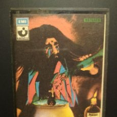 Cassettes Anciennes: WIZARD BREW CASSETTE SPAIN 1973 PDELUXE. Lote 235806510