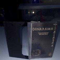 Casetes antiguos: CASETE CASSETTE CASETTE DINARAMA + ALASKA CANCIONES PROFANAS. Lote 235806885