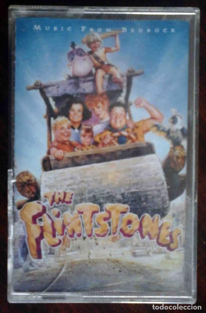 BSO. THE FLINSTONES - LOS PICAPIEDRA. (Música - Casetes)
