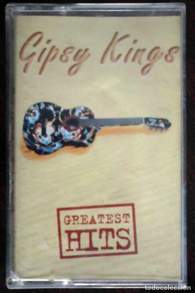 GIPSY KINGS - GREATEST HITS (Música - Casetes)