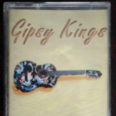 Casetes antiguos: GIPSY KINGS - GREATEST HITS. Lote 235831130