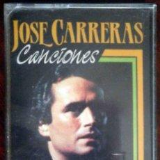 Casetes antiguos: JOSÉ CARRERAS - CANCIONES. Lote 235833000
