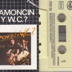 Casetes antiguos: RAMONCIN Y W.C. - RAMONCIN Y WC ? - CINTA DE CASETE #. Lote 235898800