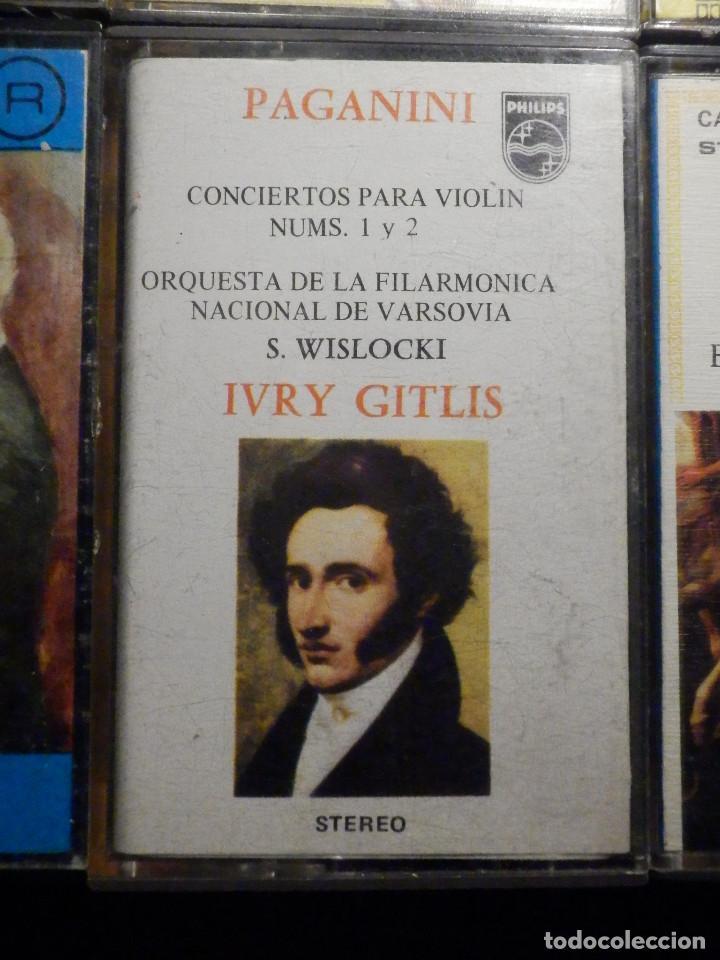 Casetes antiguos: Lote 10 cintas de Cassette - Música Clasica - Ver fotos - Foto 3 - 237025400
