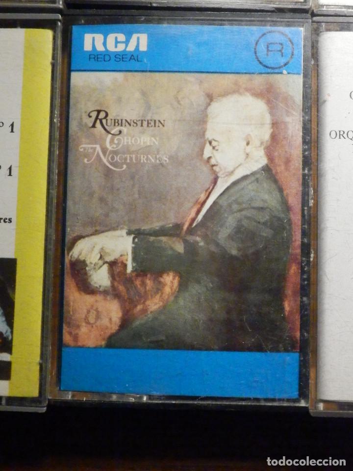 Casetes antiguos: Lote 10 cintas de Cassette - Música Clasica - Ver fotos - Foto 4 - 237025400