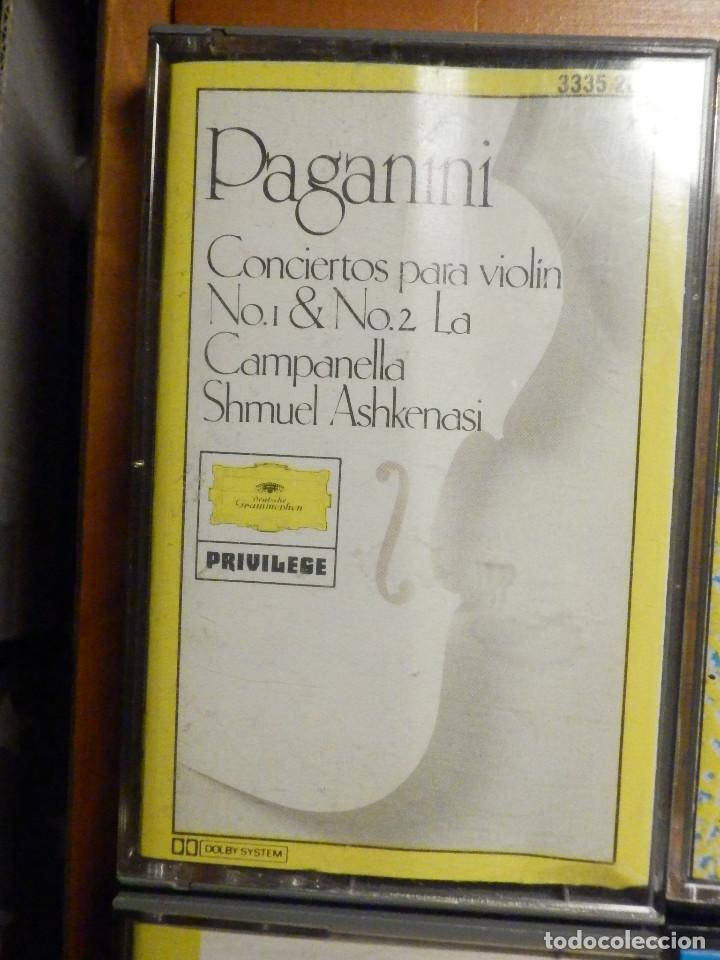 Casetes antiguos: Lote 10 cintas de Cassette - Música Clasica - Ver fotos - Foto 6 - 237025400
