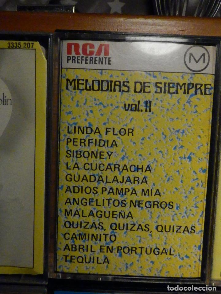 Casetes antiguos: Lote 10 cintas de Cassette - Música Clasica - Ver fotos - Foto 7 - 237025400