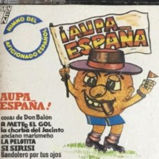 Casetes antiguos: AUPA ESPAÑA - SEVEN. Lote 237411985
