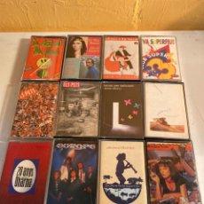 Cassette antiche: LOTE CASETES. Lote 239483530