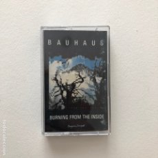 Casetes antiguos: BAUHAUS - BIRMING FROM THE INSIDE - CASSETTE. Lote 241693735