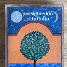 Casetes antiguos: LUIS DELGADO - PERSIGUIENDO EL FUTURO. Lote 242814180