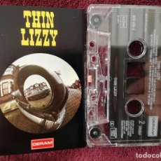 Casetes antiguos: THIN LIZZY - IDEM (DERAM) UK. Lote 243040815