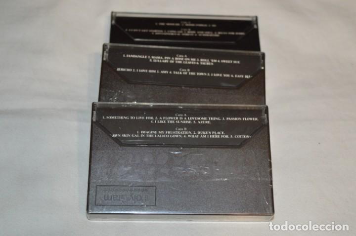 Casetes antiguos: 3 casetes DUKE ELLINGTON / ELLA FITZGERALD y MARY LOU WILLIAMS - Perfectos y precintados, NOS ¡Mira! - Foto 2 - 243475200
