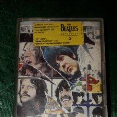 Cassette antiche: CASETE DOBLE THE BEATLES. Lote 244423500