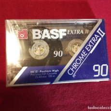 Casetes antiguos: CINTA VIRGEN - BASF 90 MINUTOS. Lote 244619945