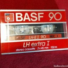 Casetes antiguos: CINTA VIRGEN - BASF 90 MINUTOS. Lote 244619965