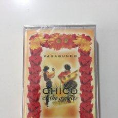 Casetes antiguos: CASSETTE CHICO & THE GYPSIES - VAGABUNDO - PRECINTADO DE FÁBRICA! SEALED OF FACTORY!! NUEVO! NEW!. Lote 244662545
