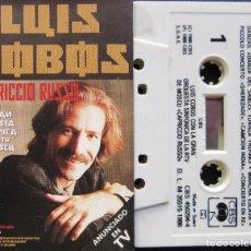 Casetes antiguos: LUIS COBOS - CAPRICCIO RUSSO. Lote 244667095