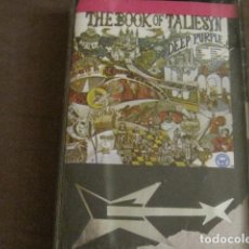 Casetes antiguos: DEEP PURPLE - THE BOOK OF TALIESYN. Lote 244765680